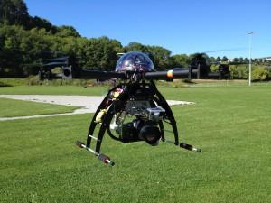 Hexa800-E Photocoptere