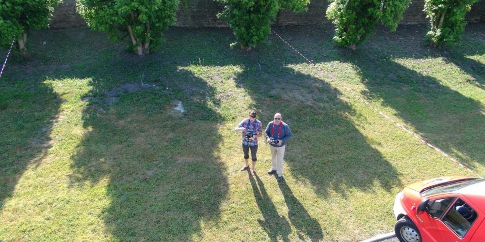drone photo Culas