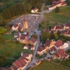 Photo village drone