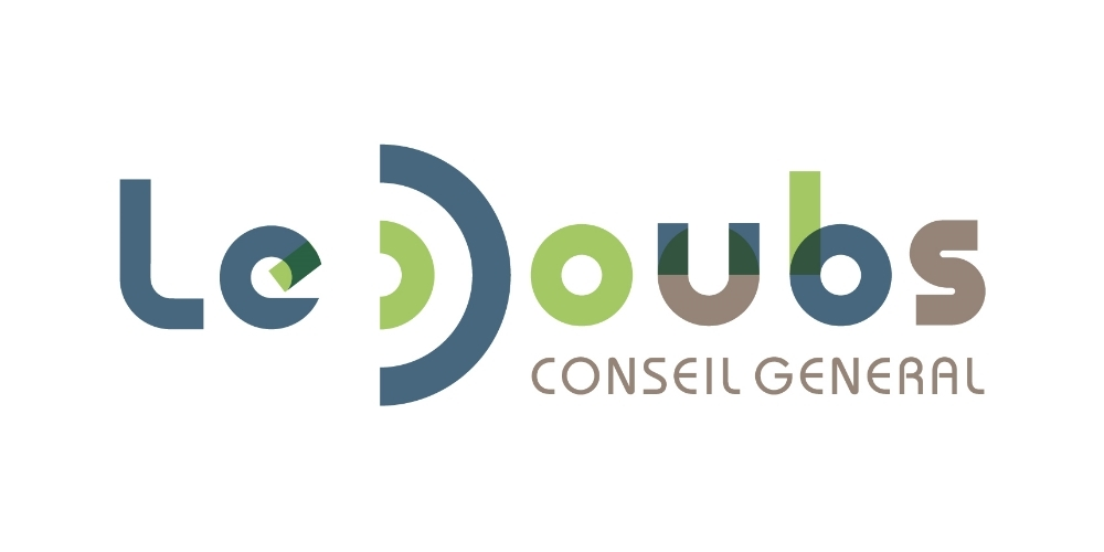 logo Doubs conseil regional